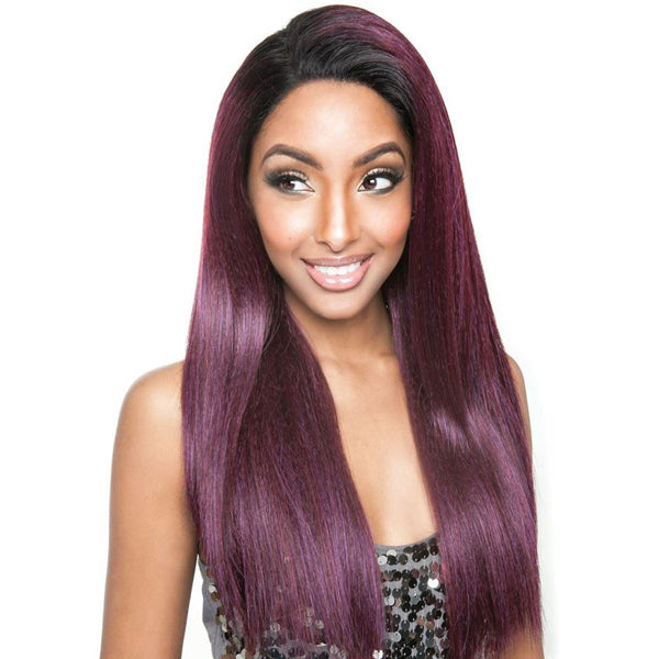 ISIS Mane Concept Red Carpet Free Flow Part 4x4 Lace Front Wig - RCP 4404 BIANCA