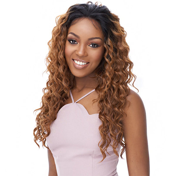 It's a Wig Human Hair Premium Mix All-Round Lace Front Wig - 360 LACE EMOTION