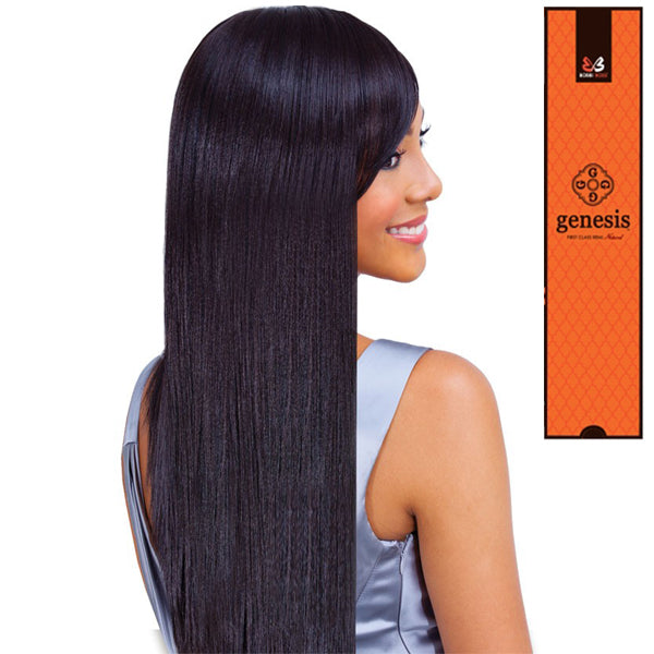 "Bobbi Boss Genesis™ First Class Remi Hair Weave Natural Yaky - Package Deal #1 (10"",12"")"