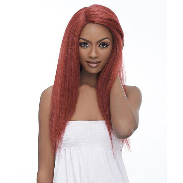 Harlem 125 Lace Front Banana Part Wig - LBP10