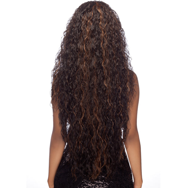 "Harlem 125 Lace Front Wig Long Curly 34"" - LL004"