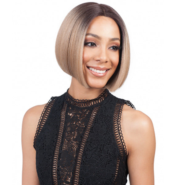 Bobbi Boss Premium Synthetic Swiss Lace Front Wig - MLF126 LYNA