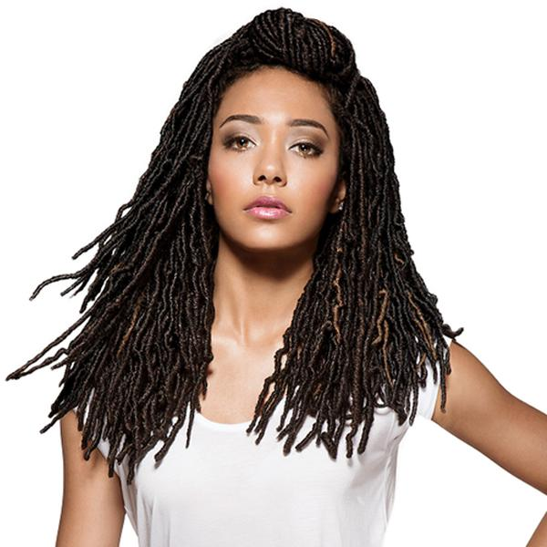"BOBBI BOSS African Roots Braid Collection - NU LOCS 24"" 2X"