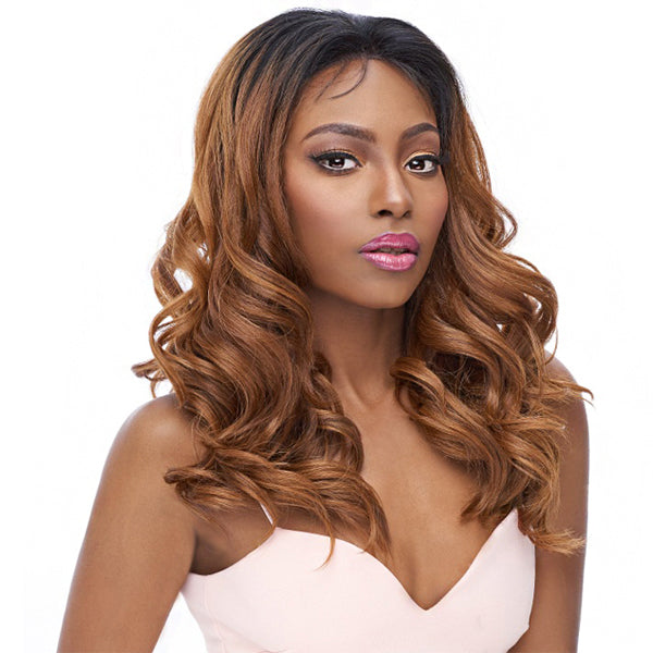 It's a Wig Human Hair Premium Mix All-Round Lace Front Wig - 360 LACE OCEAN