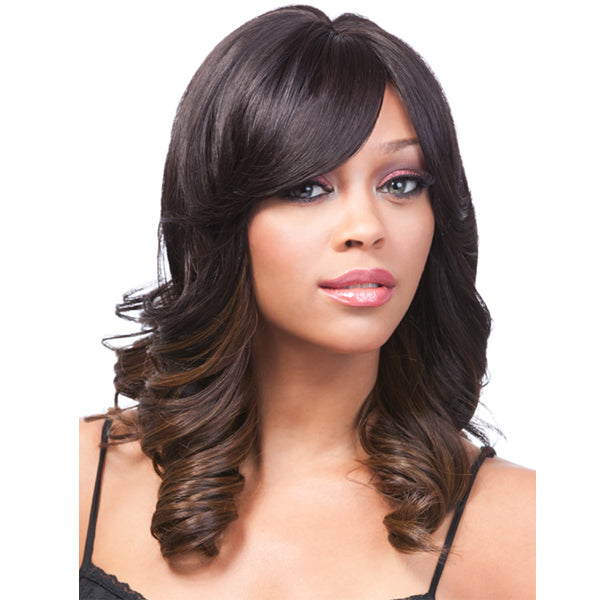 It's a wig Synthetic Full Wig - Q Abella