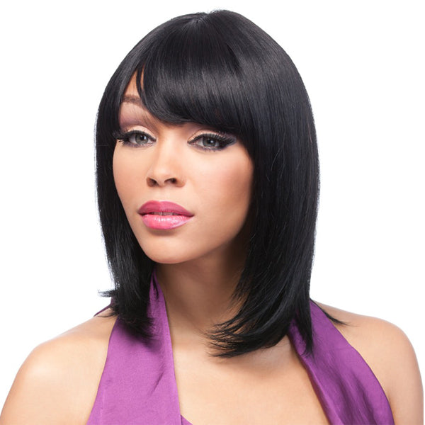 It's a Wig Human Hair Remi Yaki 1012