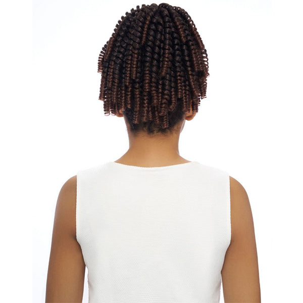 Harlem 125 Samba KimaKalon Synthetic Drawstring Ponytail - SAMBA 158