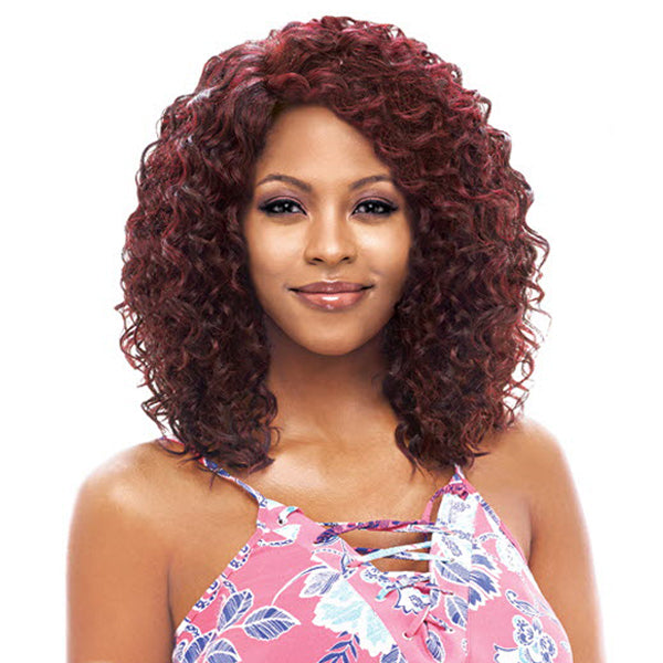 Vanessa Express Top Super C- Side Part Swiss Silk Lace Wig - TOPS C NONA