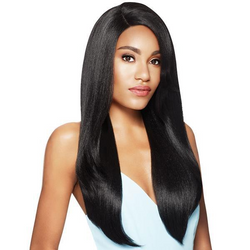 Outre Synthetic L-Part Swiss Lace Front Wig - ROSEMARY