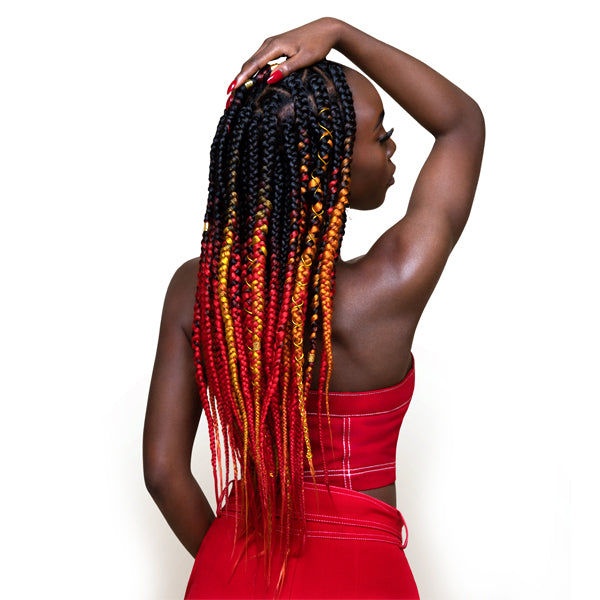 Outre Synthetic Braiding Hair - BRAID BABE PRE-STRETCHED BRAID 54""
