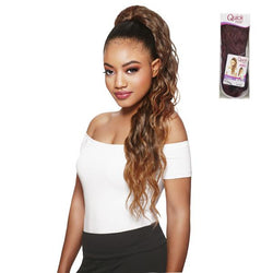 Outre Quick Pony Synthetic Drawstring Ponytail - PALOMA