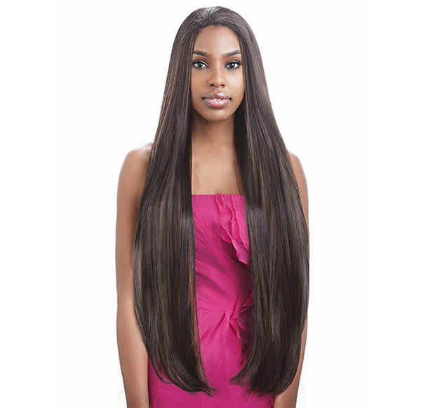 Vanessa Express Half Wig Synthetic Hair - Las Pebel
