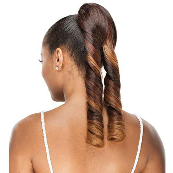 Freetress Equal Drawstring Ponytail - Pigtail Girl