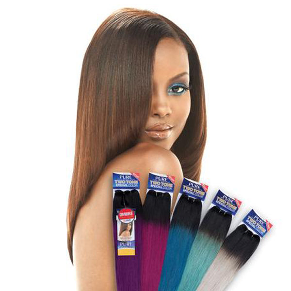 MilkyWay PURE 100% Human Hair Yaky Weave - Special colors