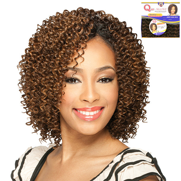 MilkyWay Que ShortCut Series - Jerry Curl 3pcs