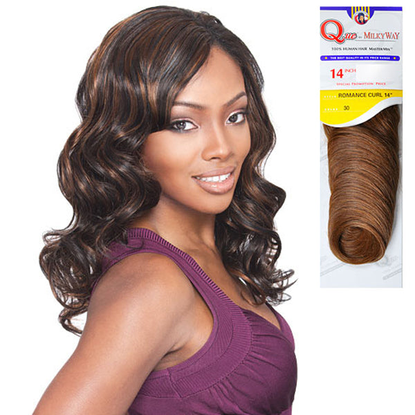 Que by MilkyWay Romance Curl 14""