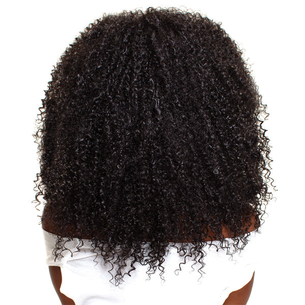 Outre Quick Weave Big Beautiful Hair Half Wig - 3C WHIRLY