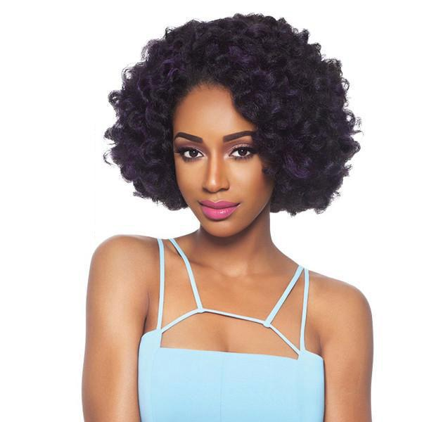 Outre Quick Weave Synthetic Half Wig - ANTONIA