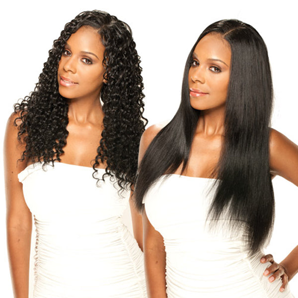 Moisture Remy Rain Indian Remy Wet & Wavy Long Deep 4PCS