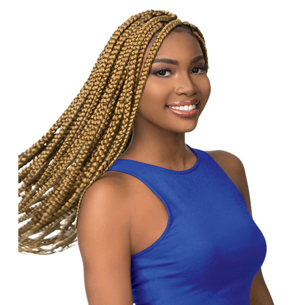Sensationnel African Collection - 3X RUWA PRE -LAYERED BRAID