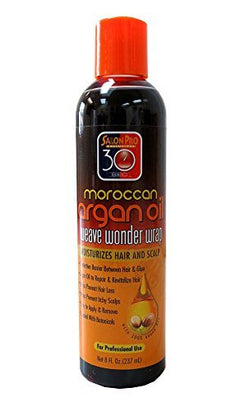 salon pro Moroccan argan oil Weave Wonder Wrap