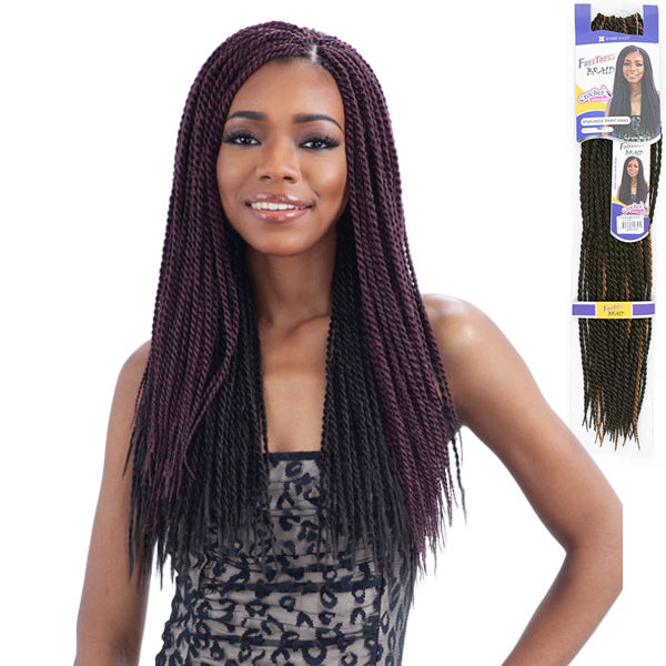 Freetress Equal Synthetic Braid - Senegalese Twist Small