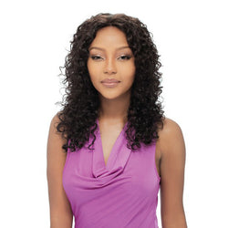 Sensual Vella Vella Remi Hair Lace Wig - Passion Wave (Wet & Wavy)
