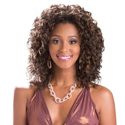 Sensual Magic Weave Vella Vella Synthetic Half Wig - SHW 707