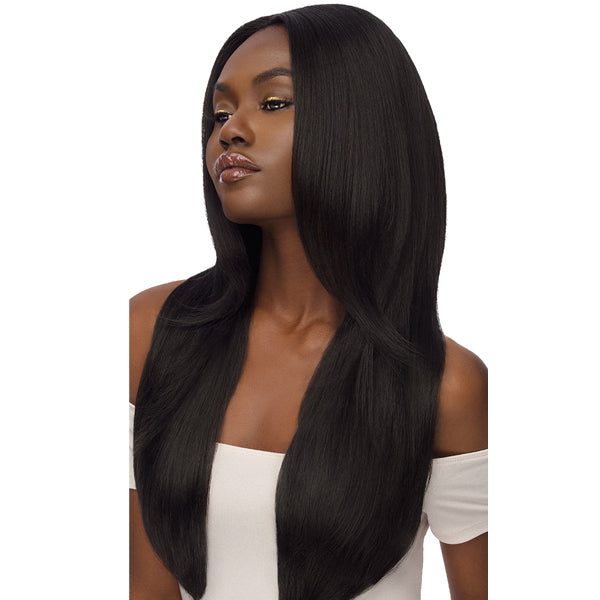 Outre SIMPLY Collection 100% Unprocessed Human Hair (1 Pack) - NATURAL STRAIGHT