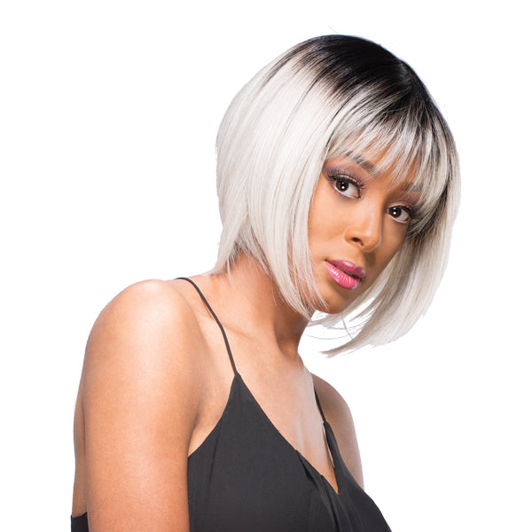 Sky Wig Polaris Collection Human Hair Blend Full Wig-  HB CHELSEA