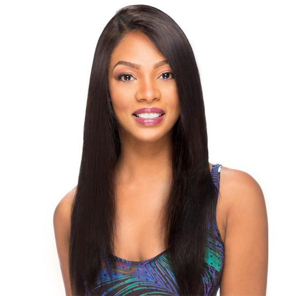 "Sensual Vella Vella Remi Hair 100% Full Hand-tied Whole Lace Wig - STRAIGHT 20""~22"""