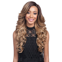 Bobbi Boss Synthetic Lace Front Wig - MLF187 Tabia