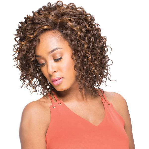 Sky Wig Synthetic Lace Front Wig - BLUESKY TAMICKA