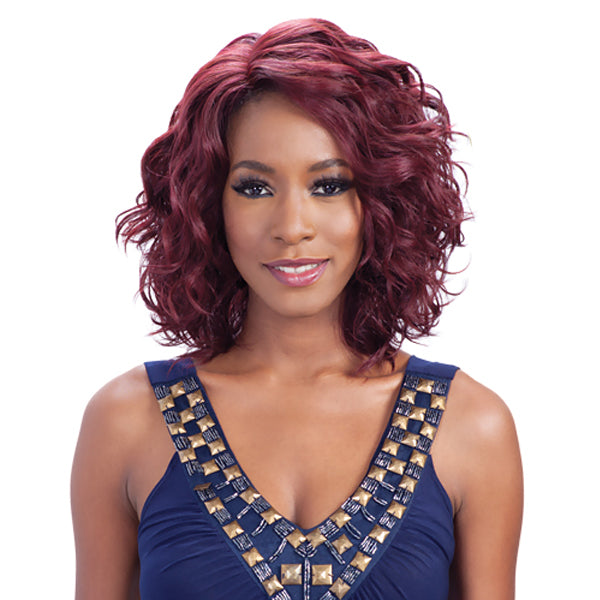 Freetress Lace Front Deep Invisible Part Wig - Tammi
