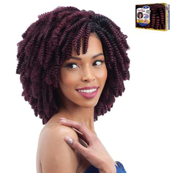 Freetress Wand Curl Braid Collection - 2X TEENY CURL