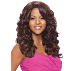 Vanessa Express Lace Part Wig - Tops C-Side BELLA