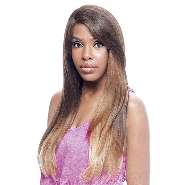 Vanessa Express Super C-Side Lace Part Synthetic Wig - Vety