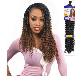 Freetress Equal Synthetic Braid - Water Wave Bulk 22""