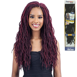 Freetress Equal Synthetic Braid - WAVY SENEGALESE TWIST 18""