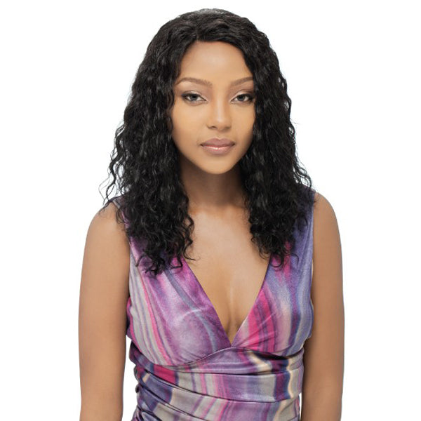 Sensual Vella Vella Remi Hair Lace Wig - Jerry Curl (Wet & Wavy)