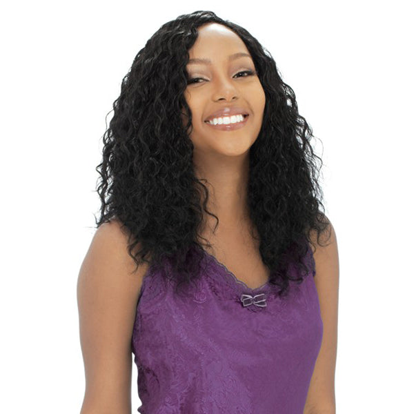 Sensual Indian Remi Loose Deep - wet n wavy