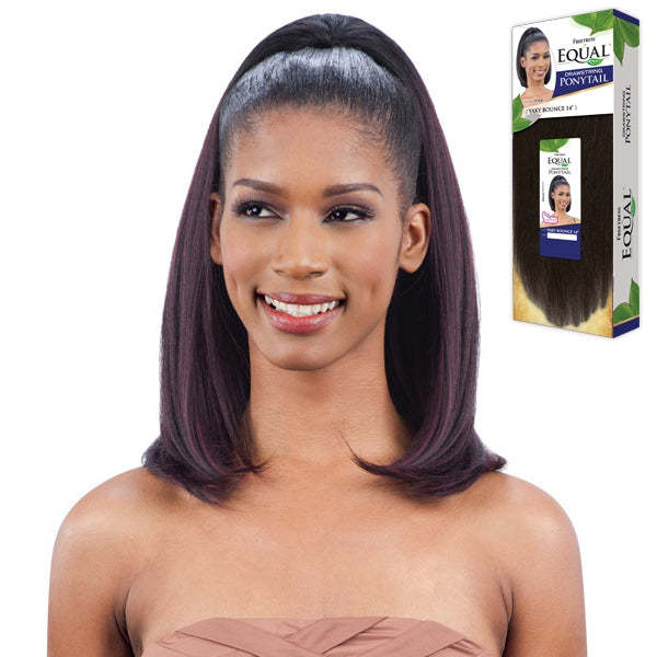 Freetress Equal Drawstring Ponytail - YAKY BOUNCE 20""