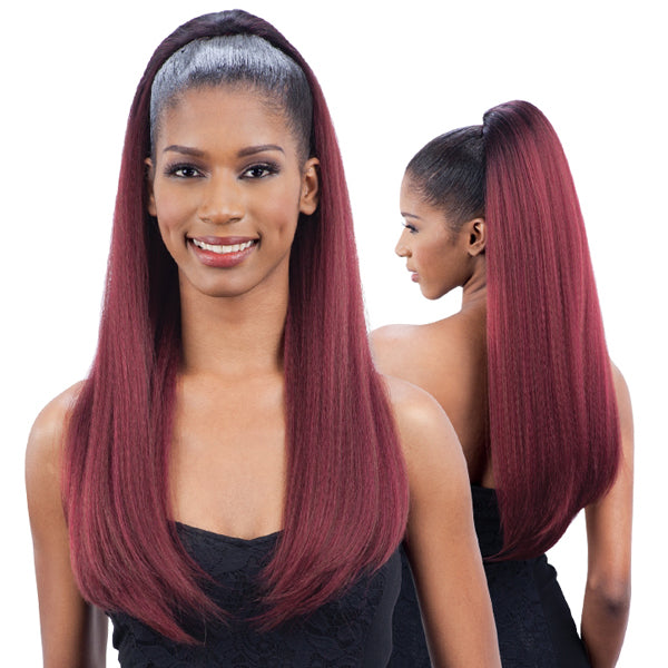 Freetress Equal Drawstring Ponytail - YAKY BOUNCE 30""