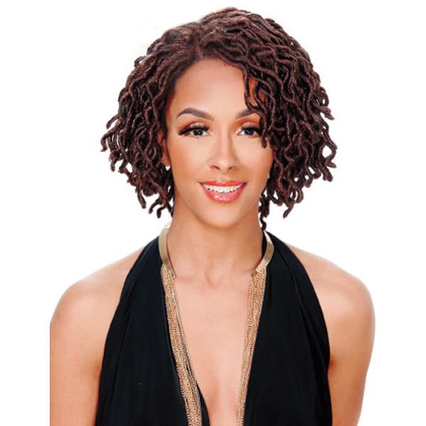 Zury Hollywood Sis Swiss Lace Pre-Tweezed Part Wig - LOC-LACE WELLA