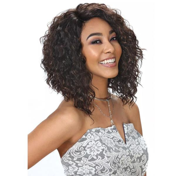 Zury Hollywood Sis A-Line Cut Deep Lace C-Part Wig - A LINE-H ELISA