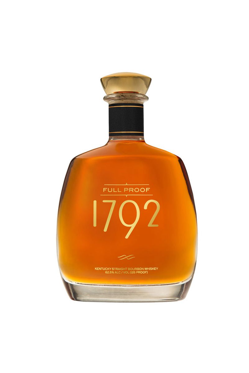 1792 Full Proof Kentucky Straigh Bourbon Whiskey, 125 Proof
