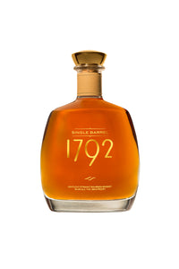 1792 Single Barrel Kentucky Straigh Bourbon Whiskey, 98.6 Proof - The Corkery Wine & Spirits