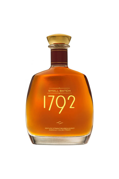 1792 Small Batch Kentucky Straight Bourbon Whiskey, 93.7 Proof - The Corkery Wine & Spirits