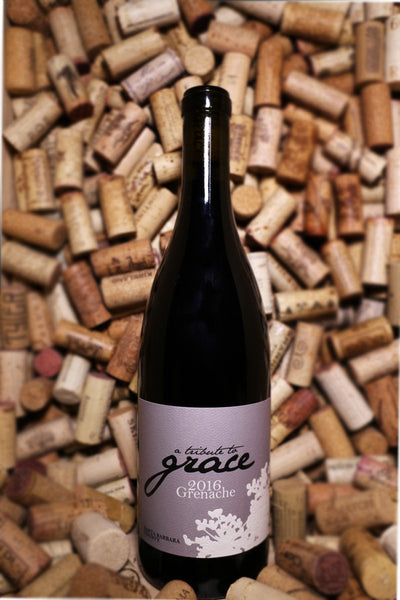 A Tribute to Grace Grenache Santa Barbara County, CA 2017
