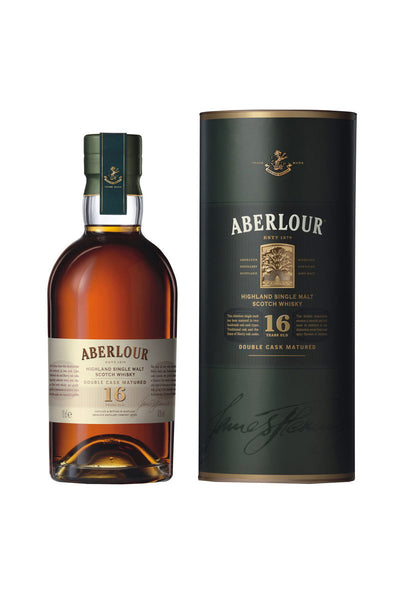 Aberlour 16 Yr. Double Cask Matured, Highland Single Malt Scotch 750mL